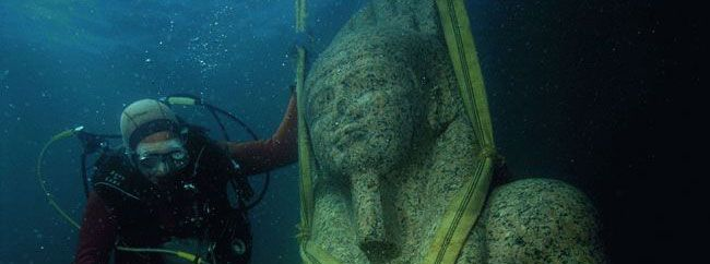 The 10 Most Amazing Scuba Diving Finds in History
