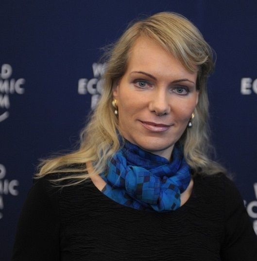 Margarita Louis-Dreyfus, main shareholde