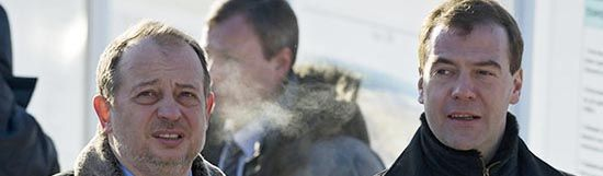 The Richest Man In Russia 2011 – Vladimir Lisin