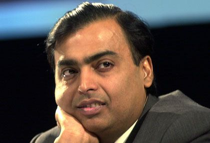 Top 10 Richest People in India 2011