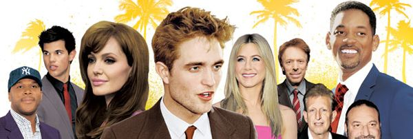 Hollywood's Highest Paid Stars 2011 – Highest Paid Actors
