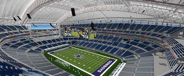The Most Expensive Nfl Stadium Therichest