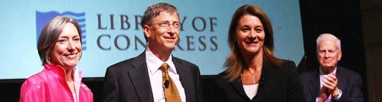 The Richest Man In America – Bill Gates