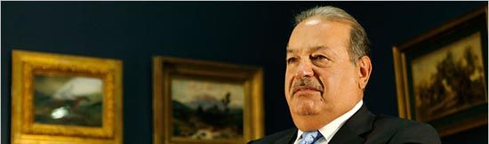 Richest Man In The World 2012 – Carlos Slim Helú