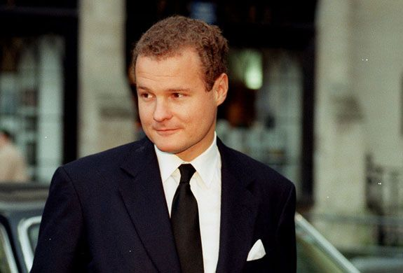 Viscount Rothermere and family Net Worth