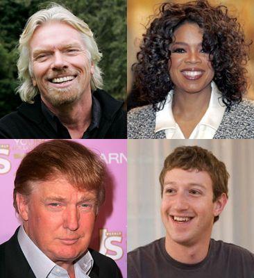 Forbes Richest Celebrities