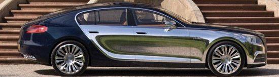 Bugatti Unveils $1.4 Million Family Car