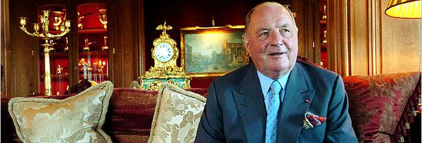 Richest Person In Belgium 2012 – Albert Frere