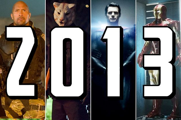 Most Anticipated Films of 2013