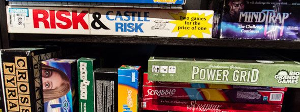 The Top 10 Most Sold Board Games Ever