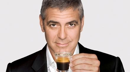 George Clooney Earns $40 Million from Nespresso Deal