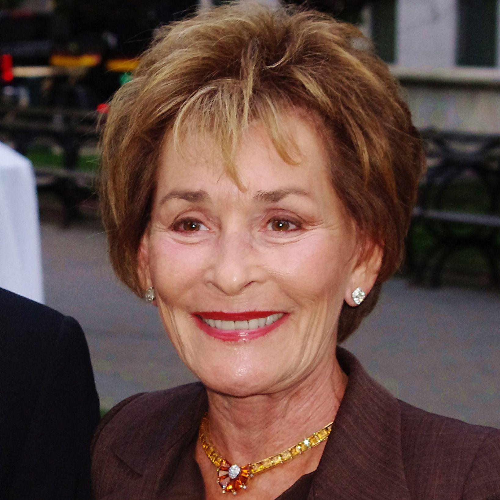Judy Sheindlin Net Worth
