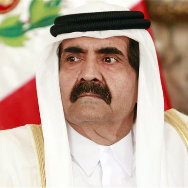 Sheikh of Qatar Net Worth