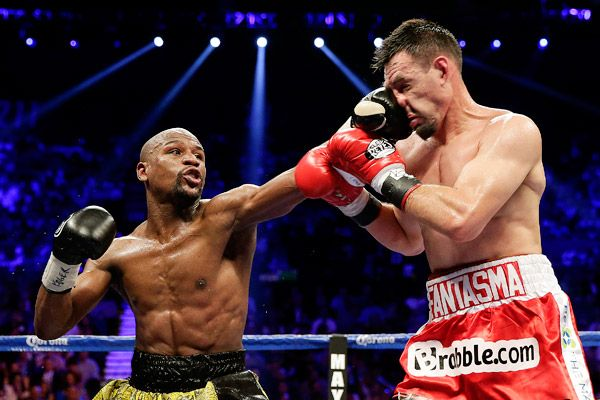 $41.5 Million Minimum For Floyd Mayweather Jr. to Fight Alvarez
