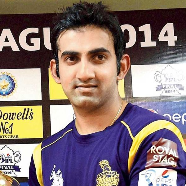Gautam Gambhir Net Worth