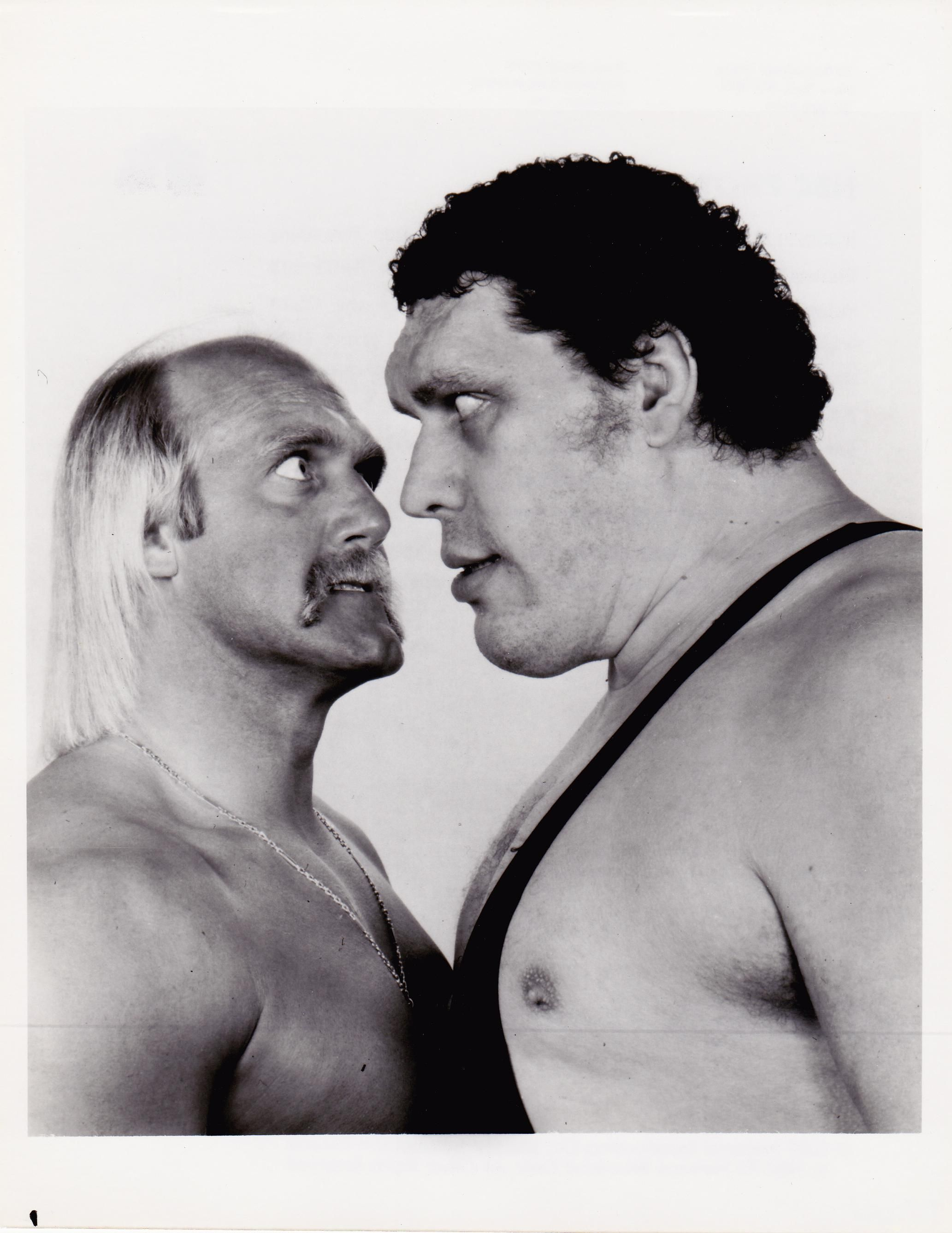 Hulk Hogan and Andre The Giant NBC Promo