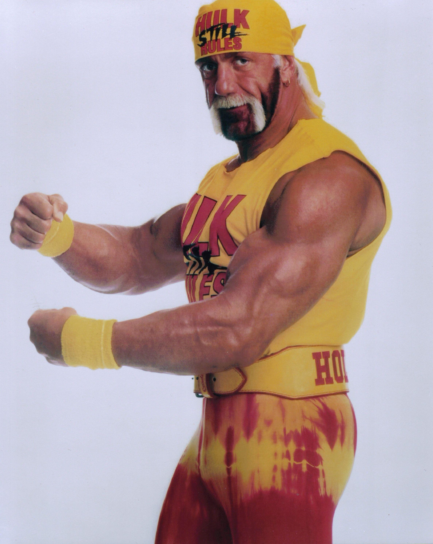 Hulk Hogan f