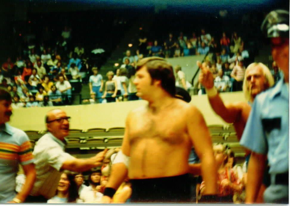 9. Hogan's 1st Big Break (Literally)