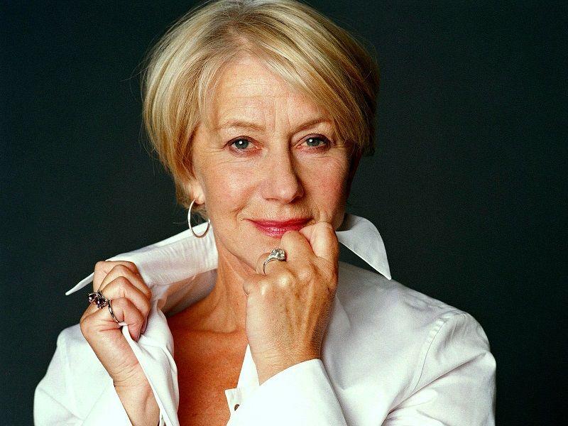 9. Helen Mirren