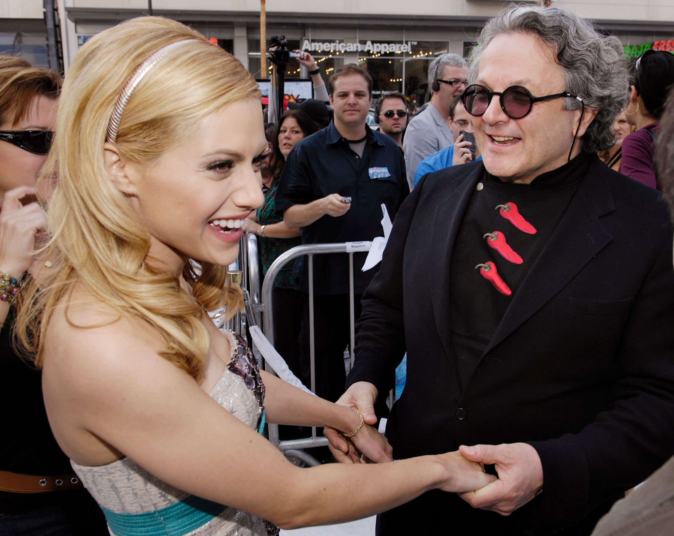 Brittany Murphy, George Miller