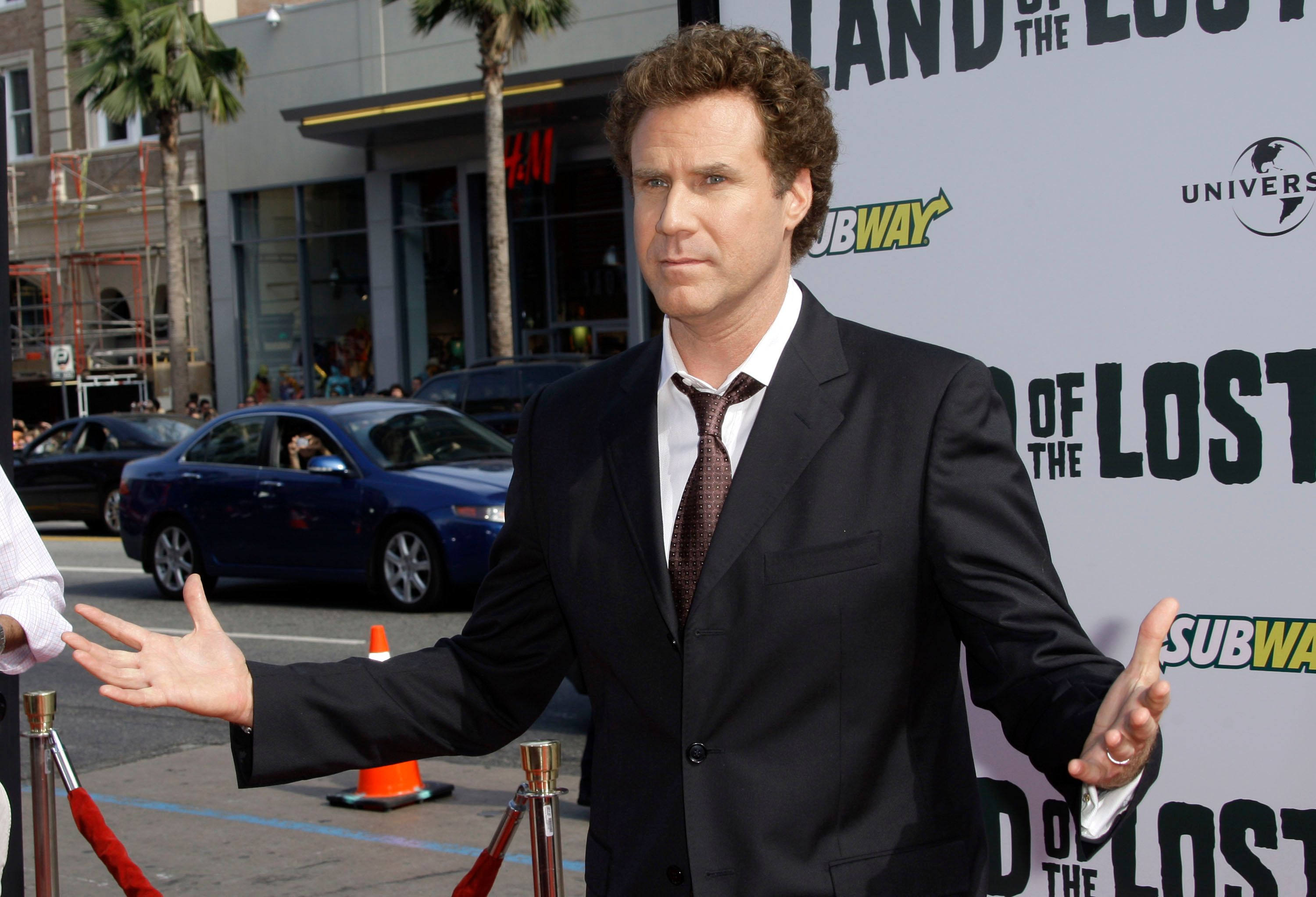 9. Will Ferrell – Gary Sanchez Productions