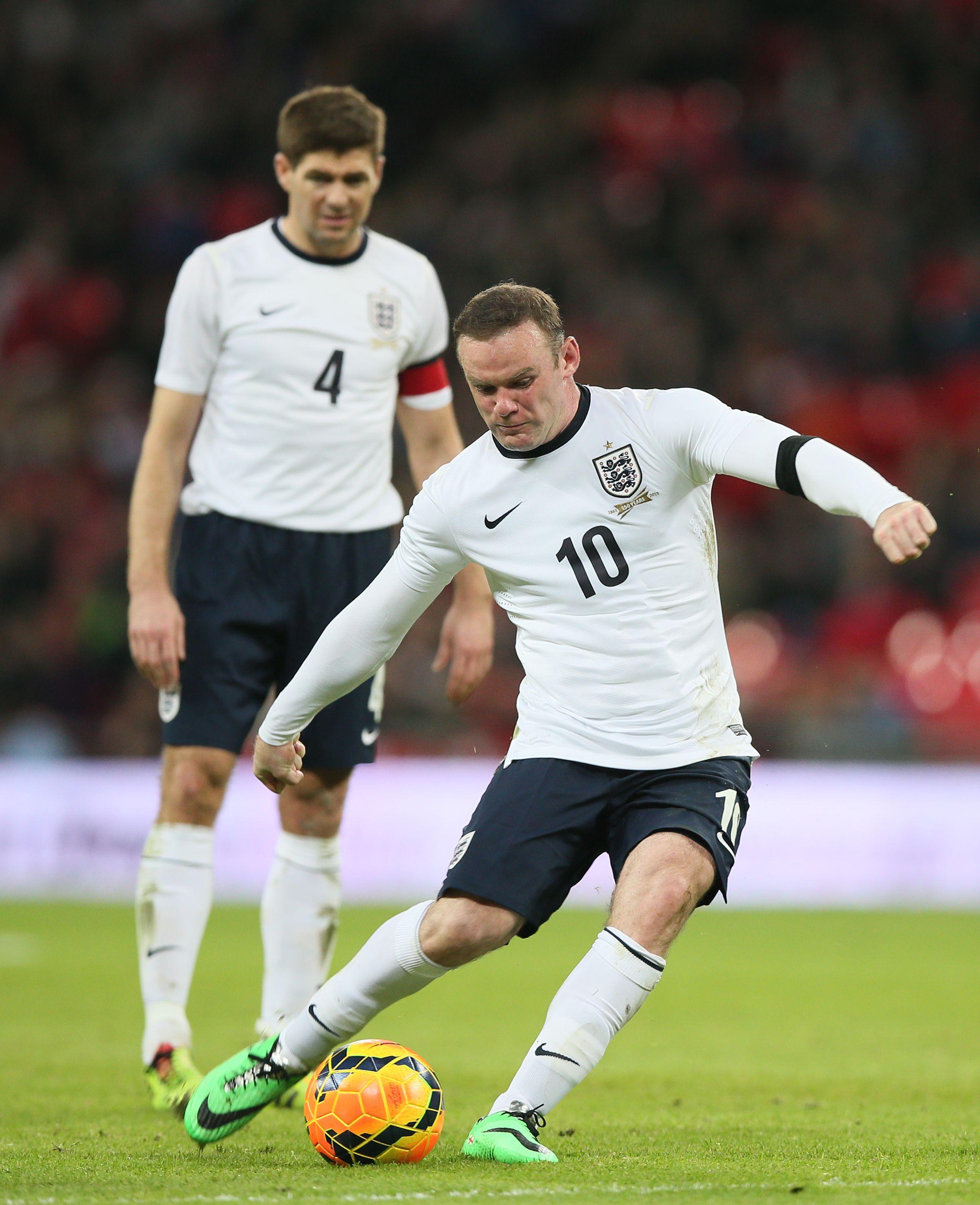 9. Wayne Rooney – Nike, $1.67 million per year