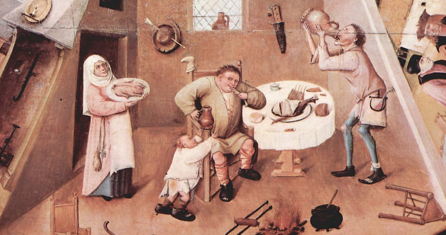 5 Of Historys Most Shocking Gluttons Therichest