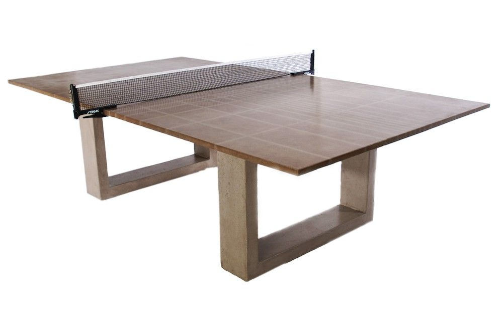 dining table with ping pong search