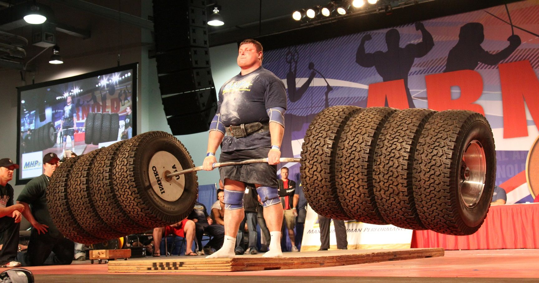 Amazing feats of strength from the world s strongest men therichest