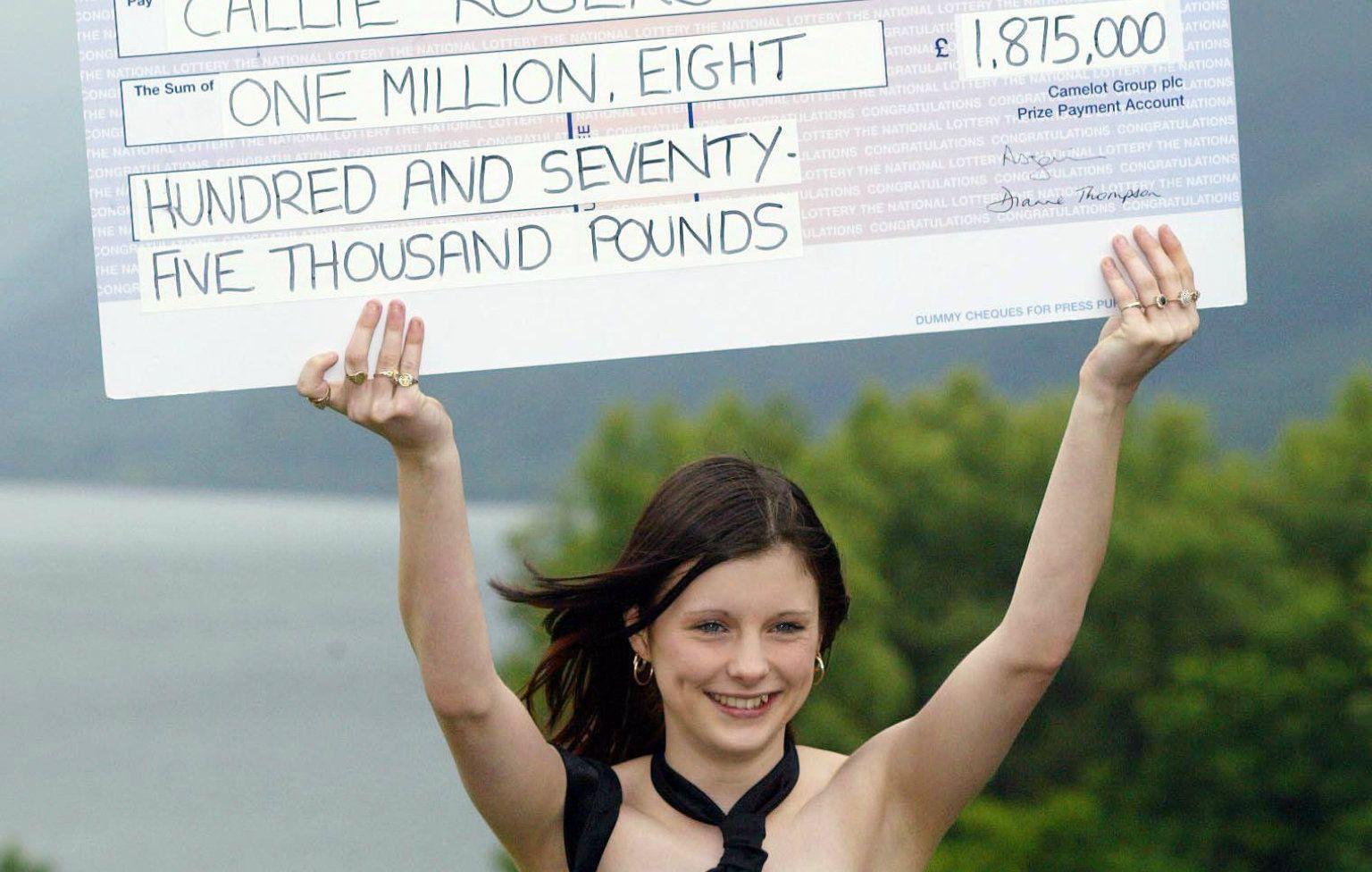 Biggest lottery winner to go broke