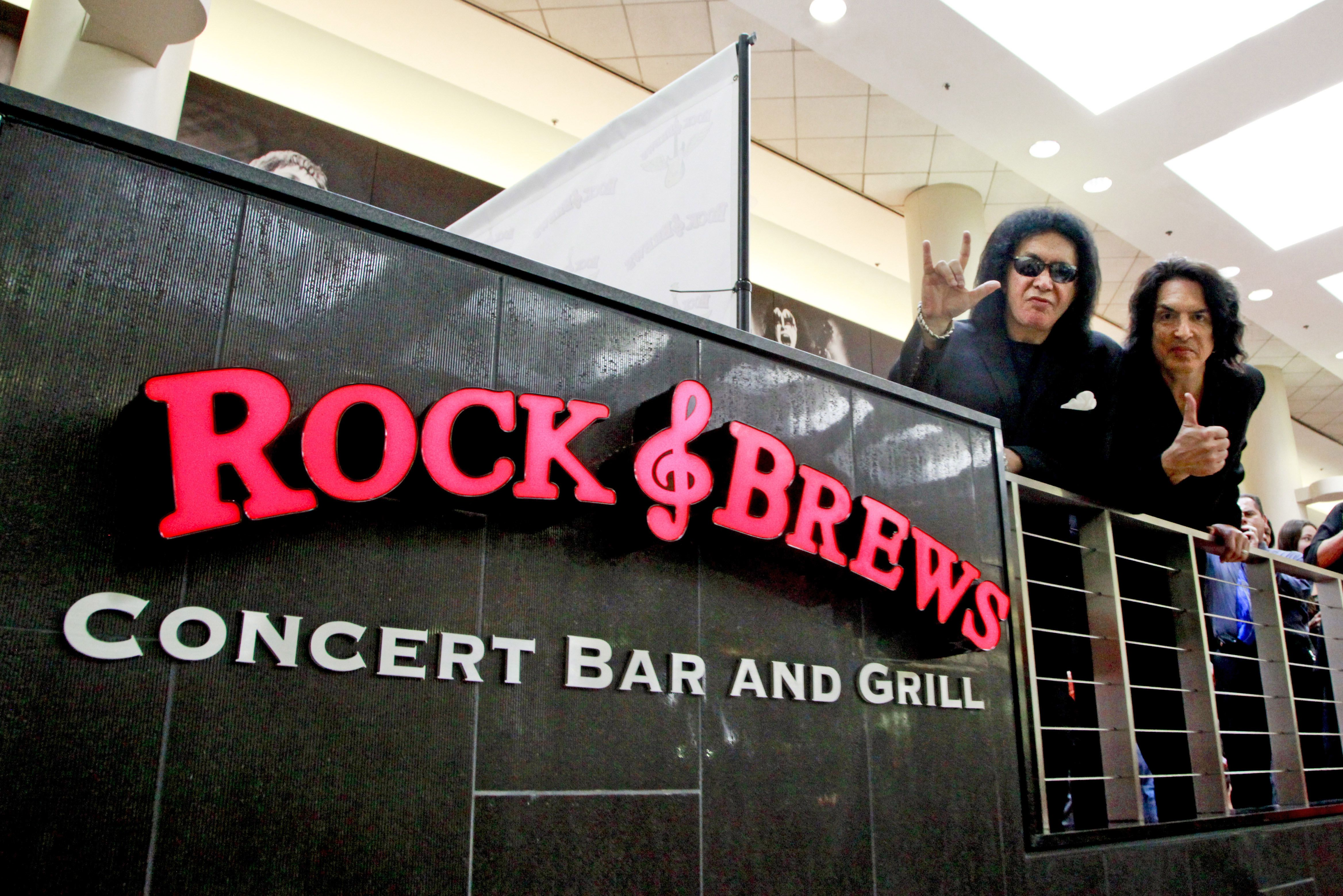 10 Coolest Rock N' Roll Bars Owned by Rockstars