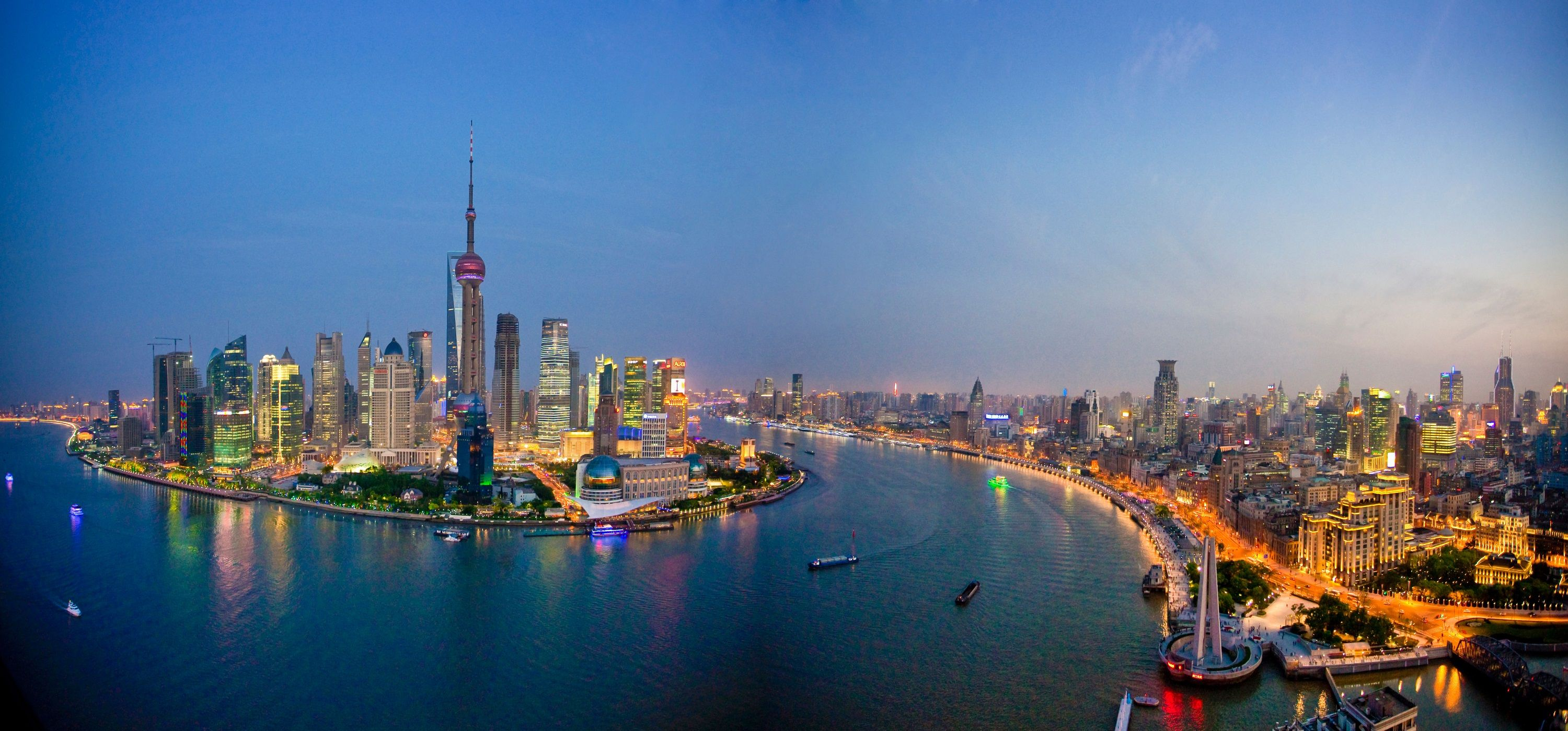 The 10 Richest Cities in China