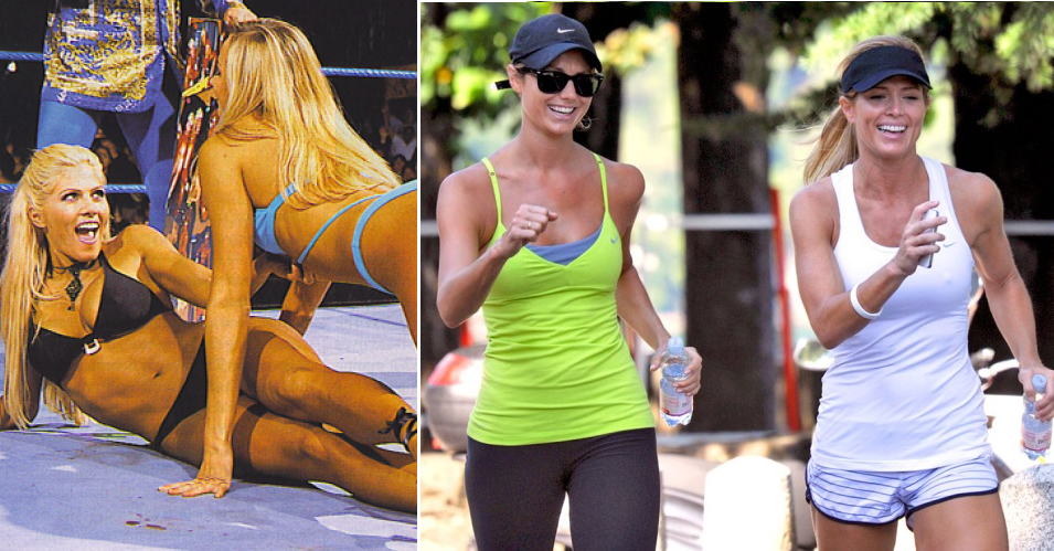 """12 Former WWE Divas """"Where Are They Now?"""" Stories"""
