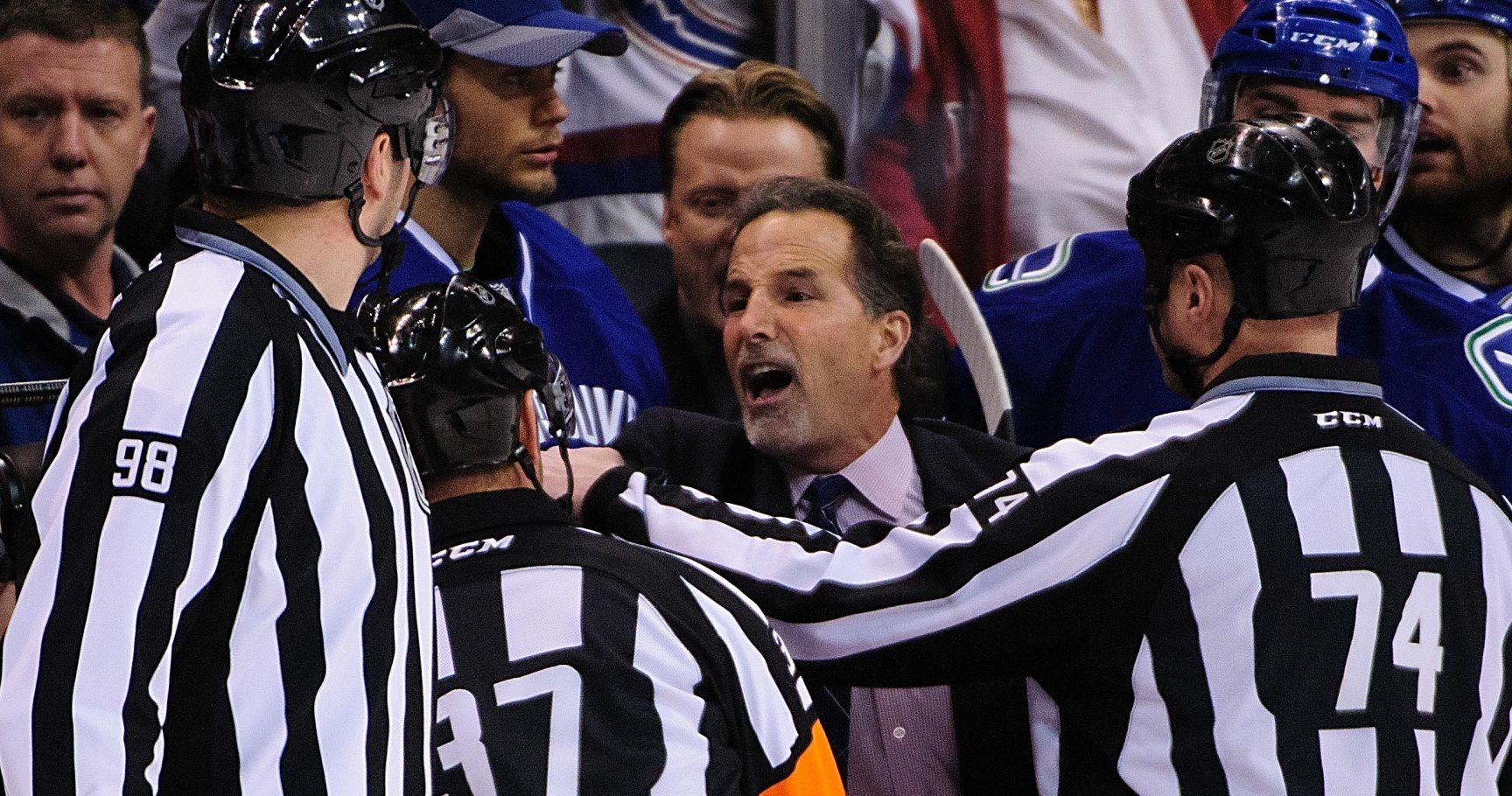 adf07b8d8 The 10 Most Controversial Coaches in NHL History