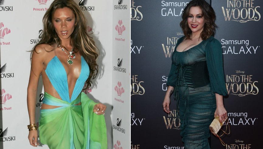 12 Of The Worst Red Carpet Fails From Flawless Divas