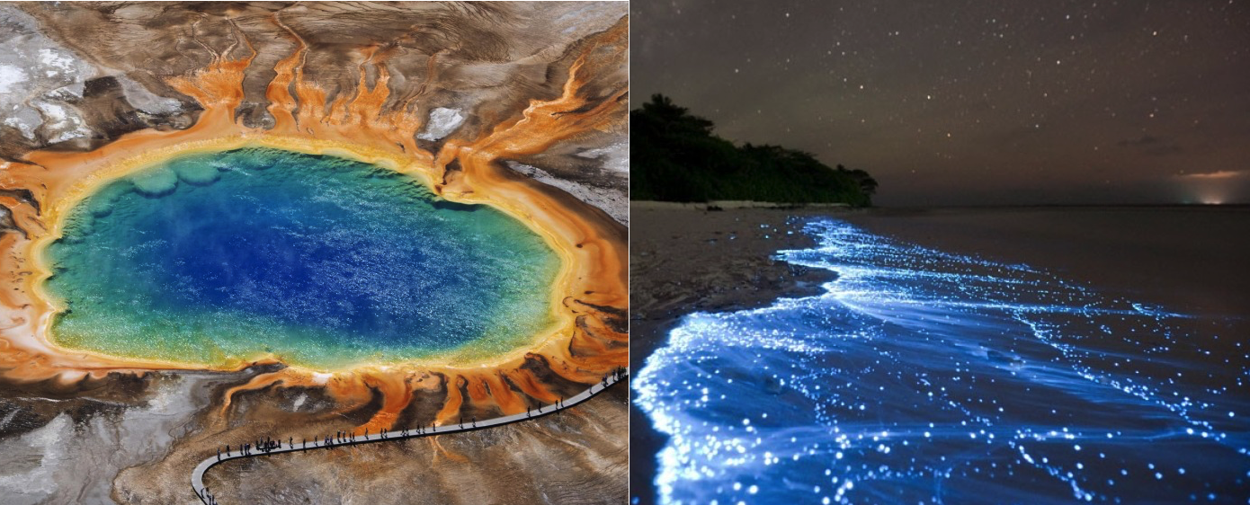 20 Places on Earth That Don't Look Real