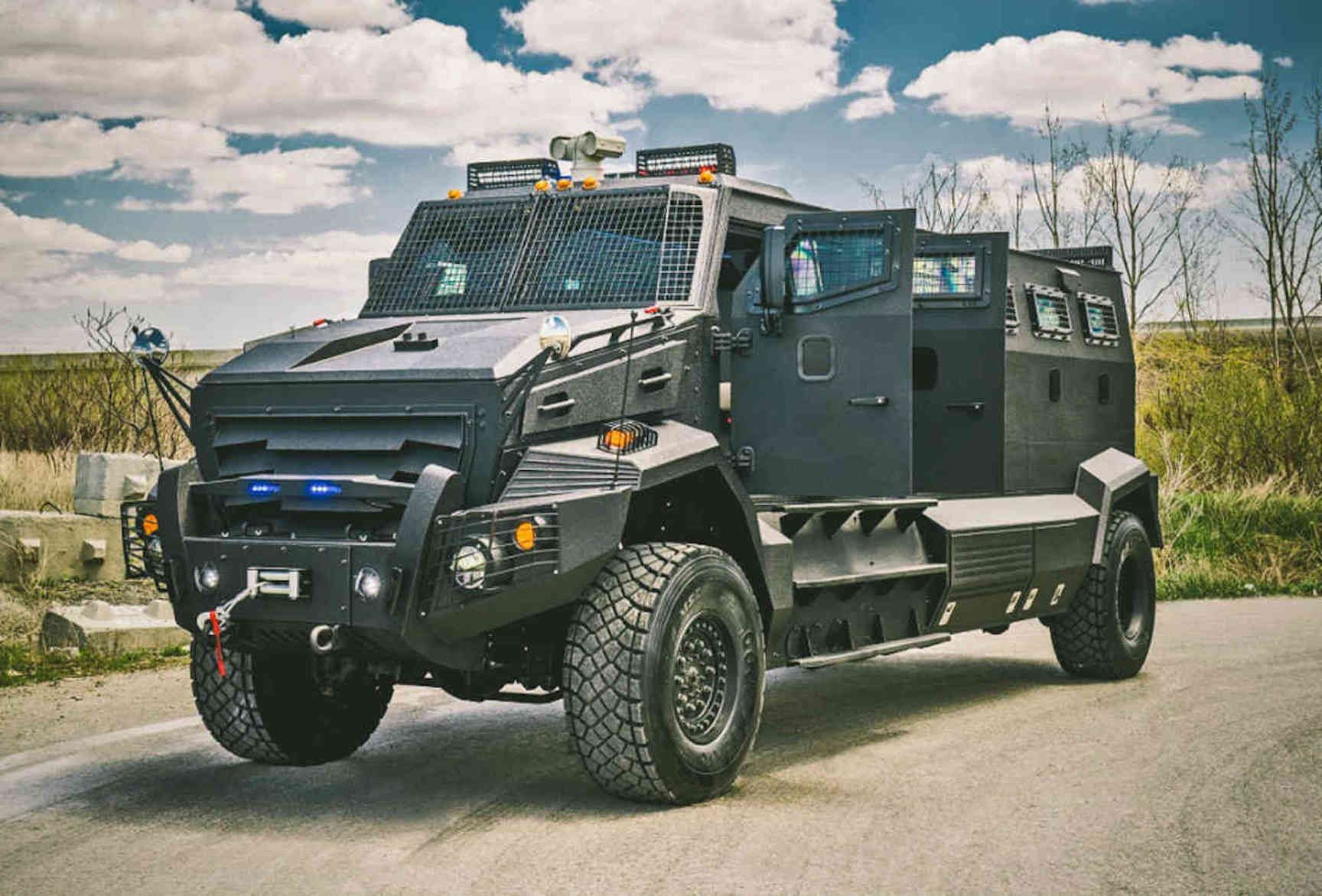 The 10 Most Expensive Armoured Vehicles In The World