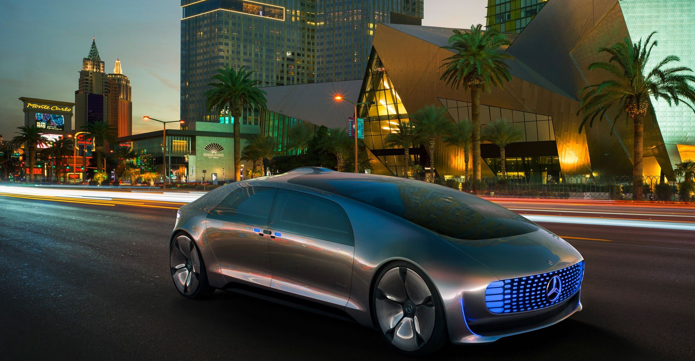 Top 10 Most Futuristic Cars In Development