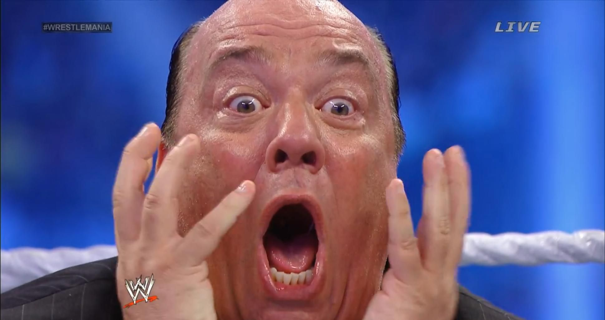 Top 15 Most Shocking WrestleMania Moments Ever