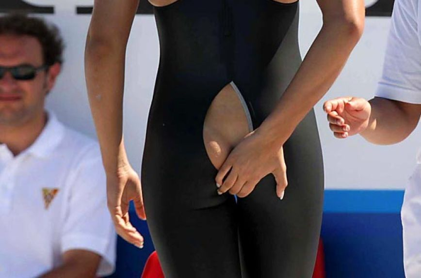 10 Hilarious Athlete Wardrobe Malfunctions