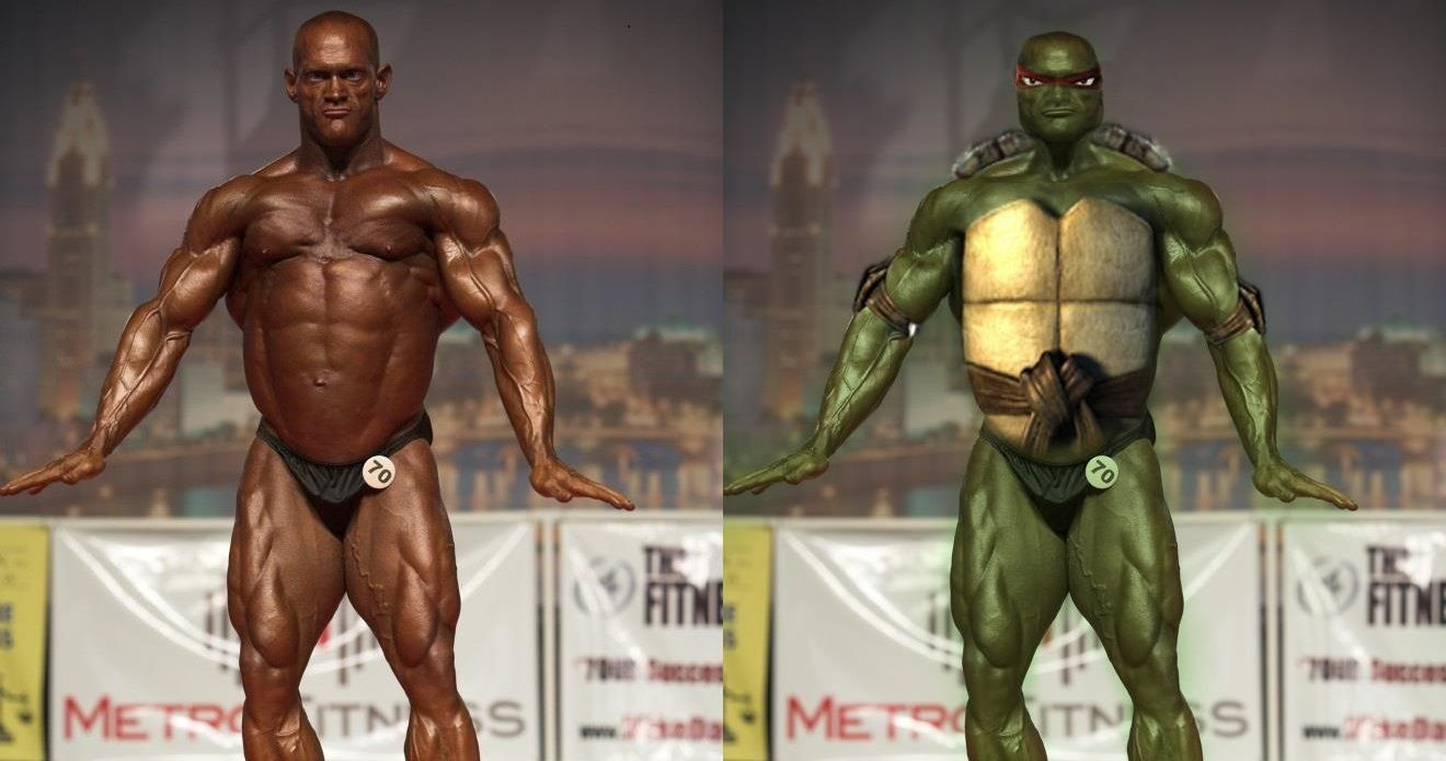 15 of the Nastiest Looking Pro Bodybuilders