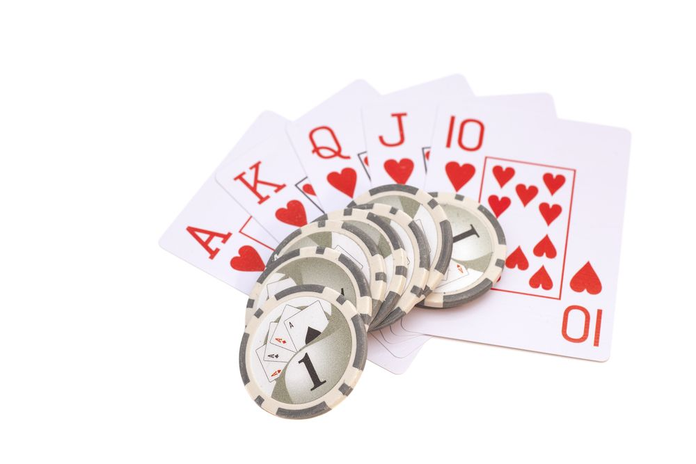 what are the odds of being dealt a royal flush in poker