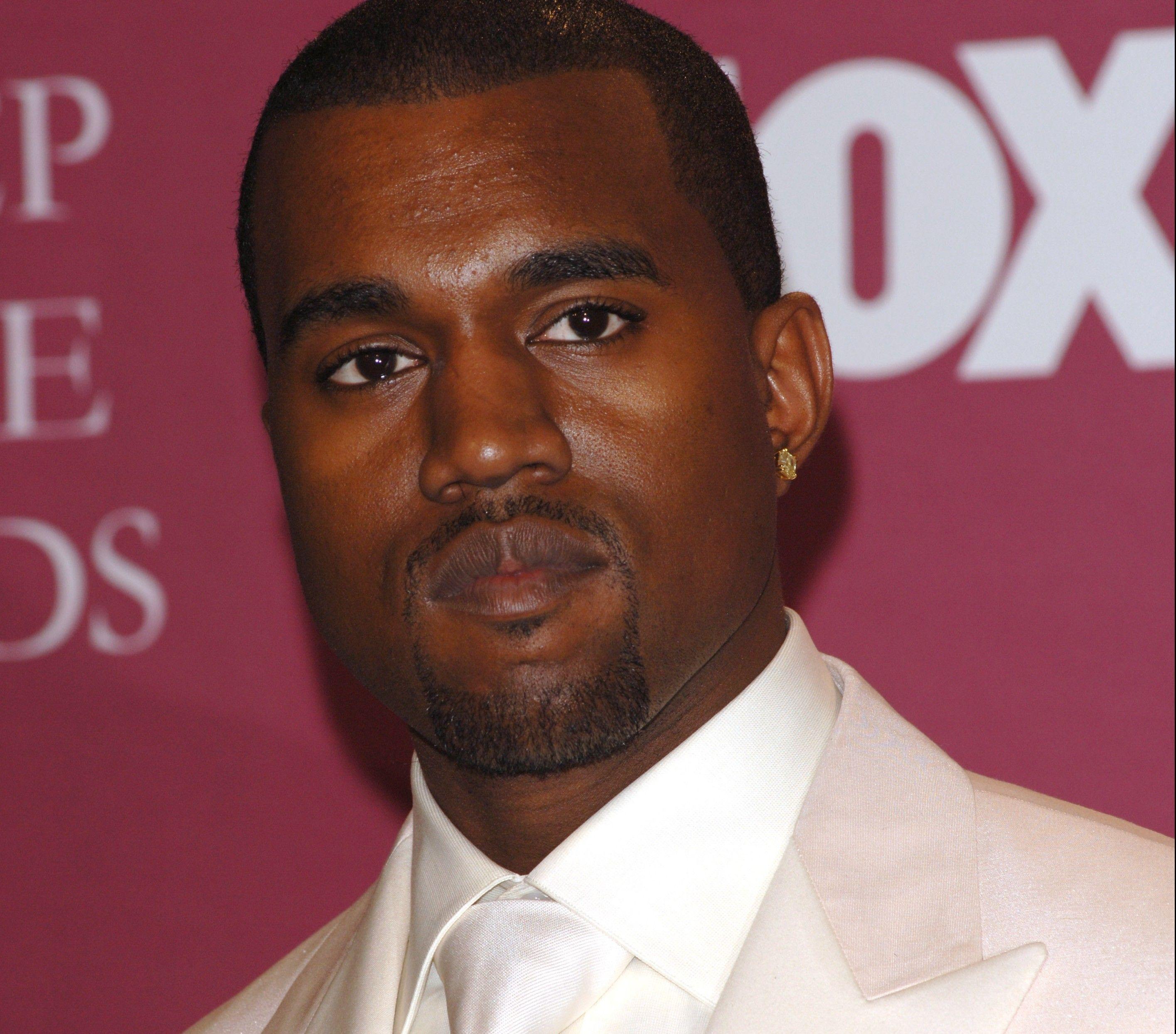 5.Kanye West