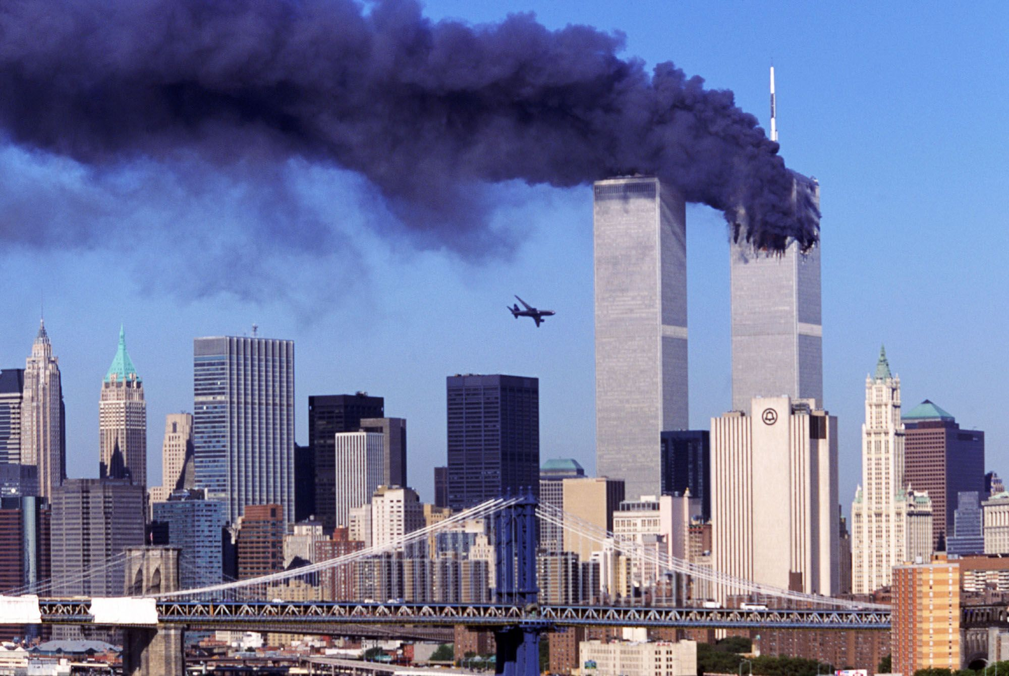 8. Many witnesses claimed to have heard unexplained explosions in the Twin Towers.