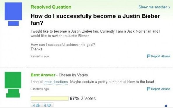 13. How Do I Successfully Become A Justin Bieber Fan?
