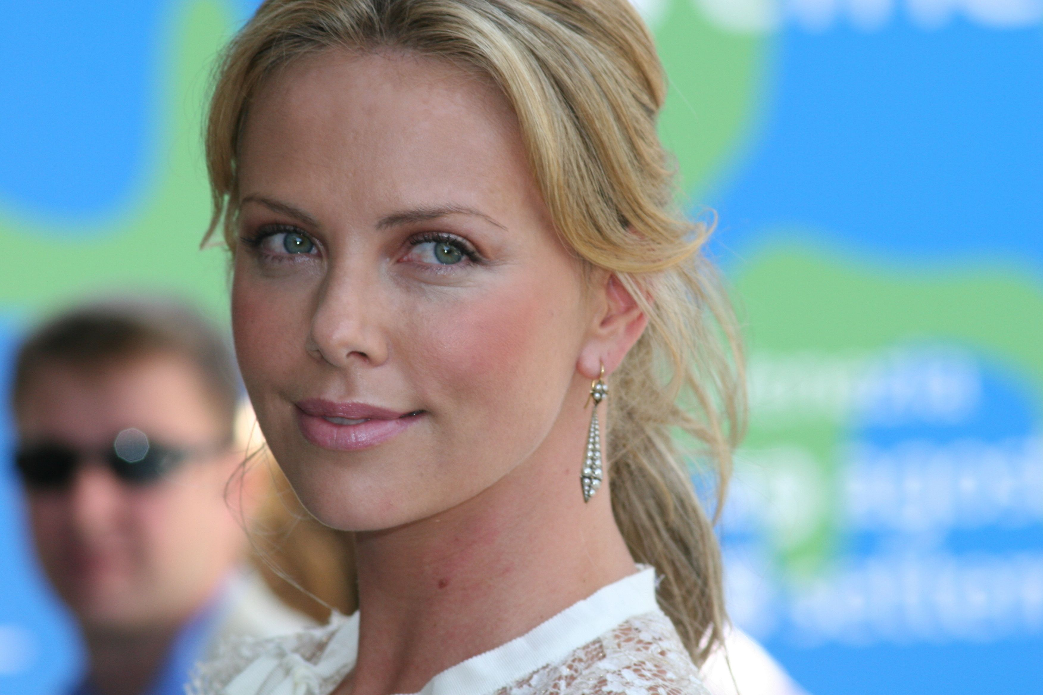 4. Charlize Theron
