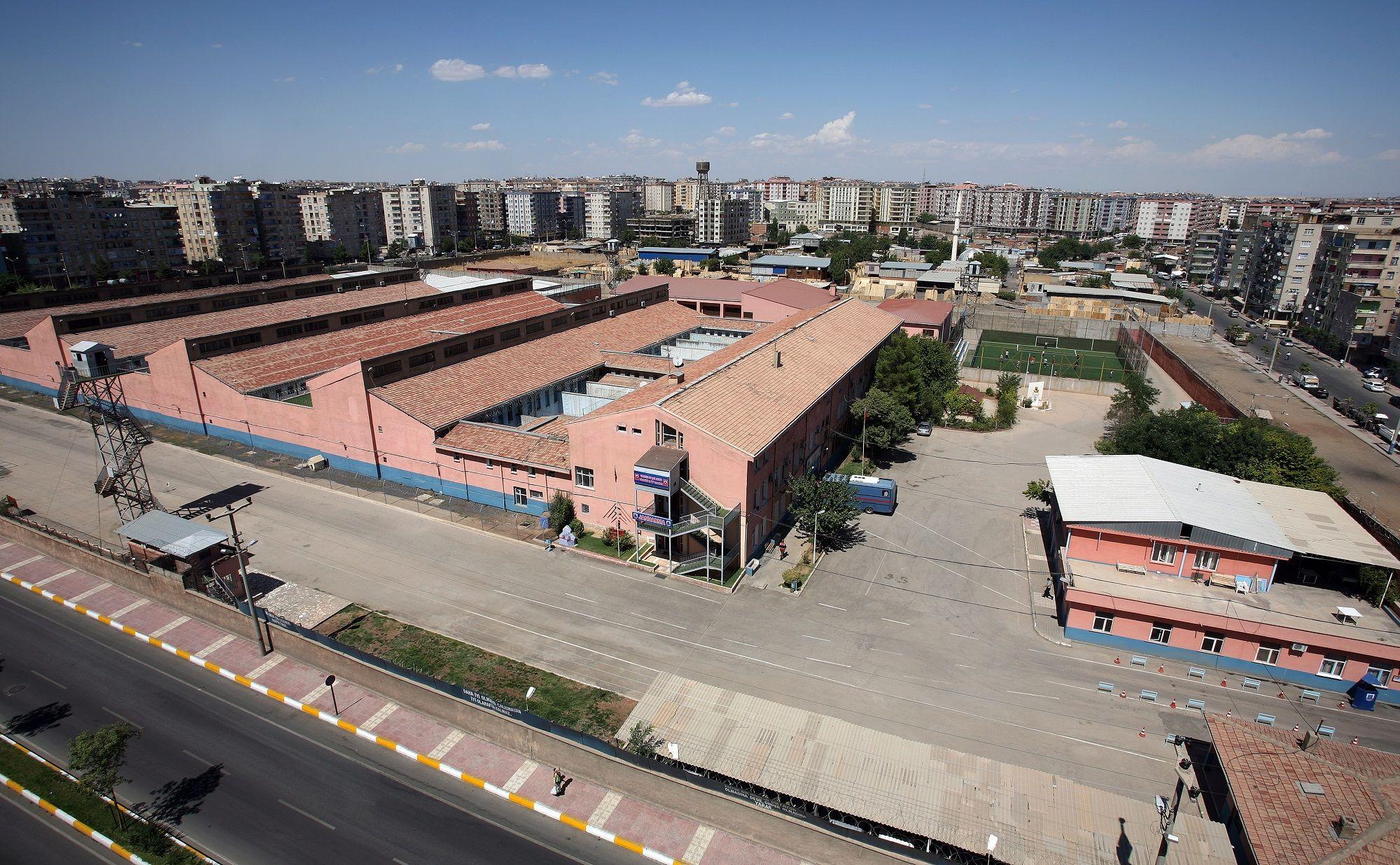3. Diyarbakir Prison