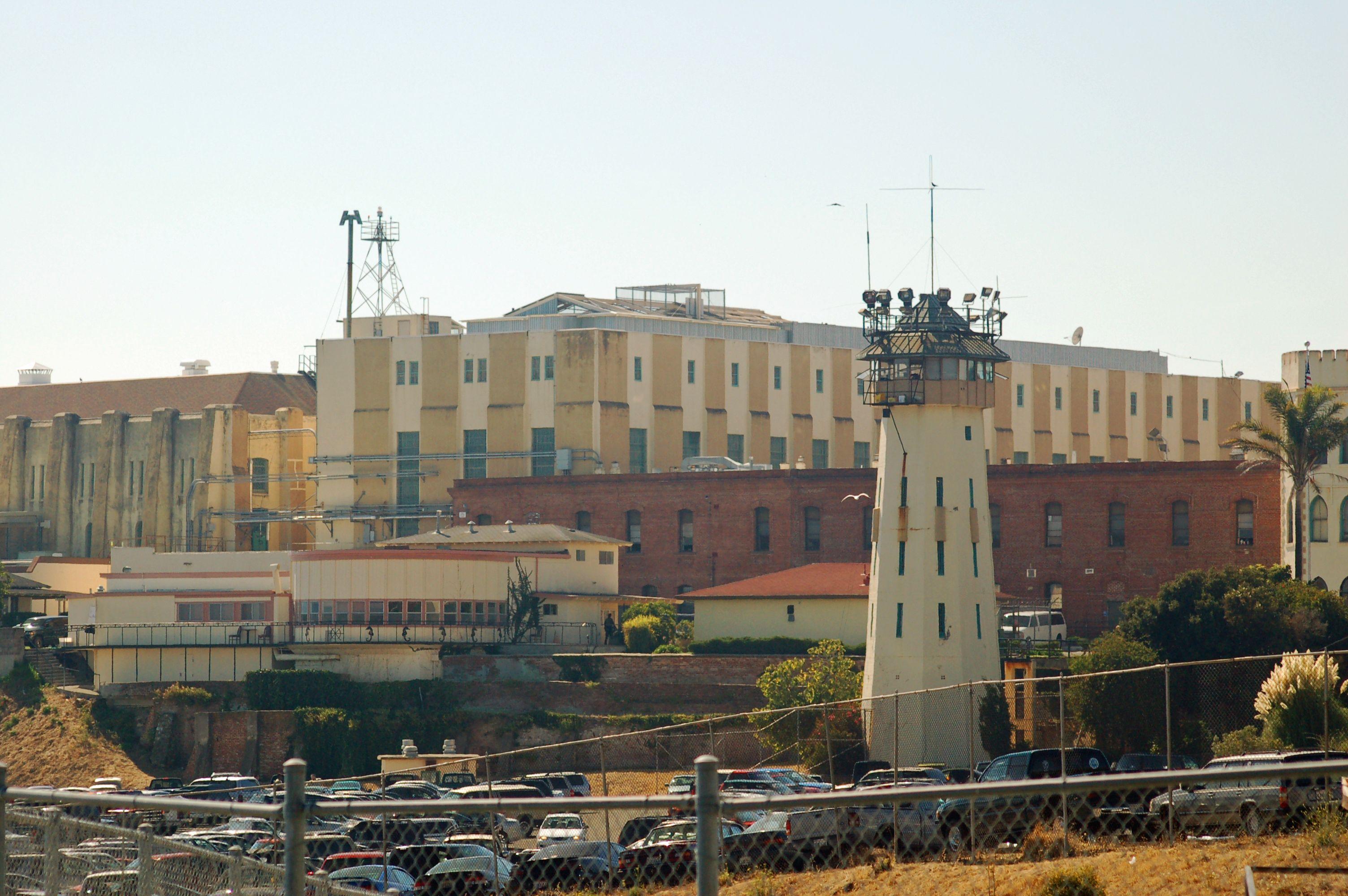8. San Quentin Prison