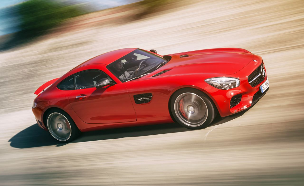 The 10 Fastest Mercedes-Benz of All Time