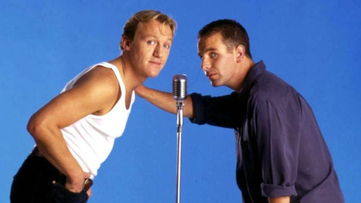 2. Jerome Flynn as Robson & Jerome